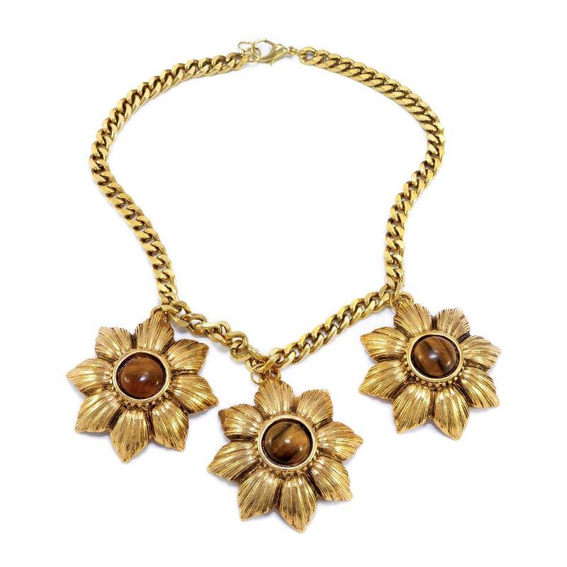 colar-consuelo-3-flores-marrom