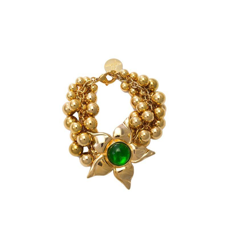pulseira-flor-cacho-verde