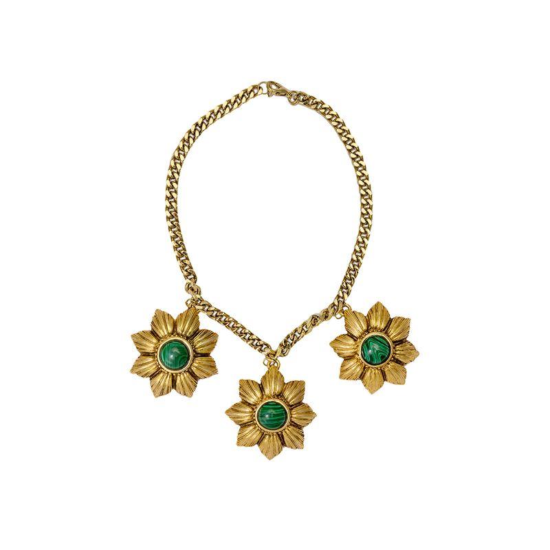 Colar-Consuelo-3-Flores-Verde