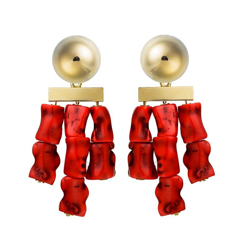 Brinco-Coral-Vermelho
