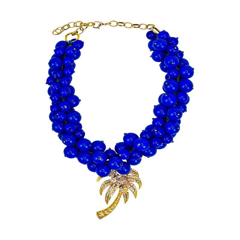 Colar-Cacho-Azul