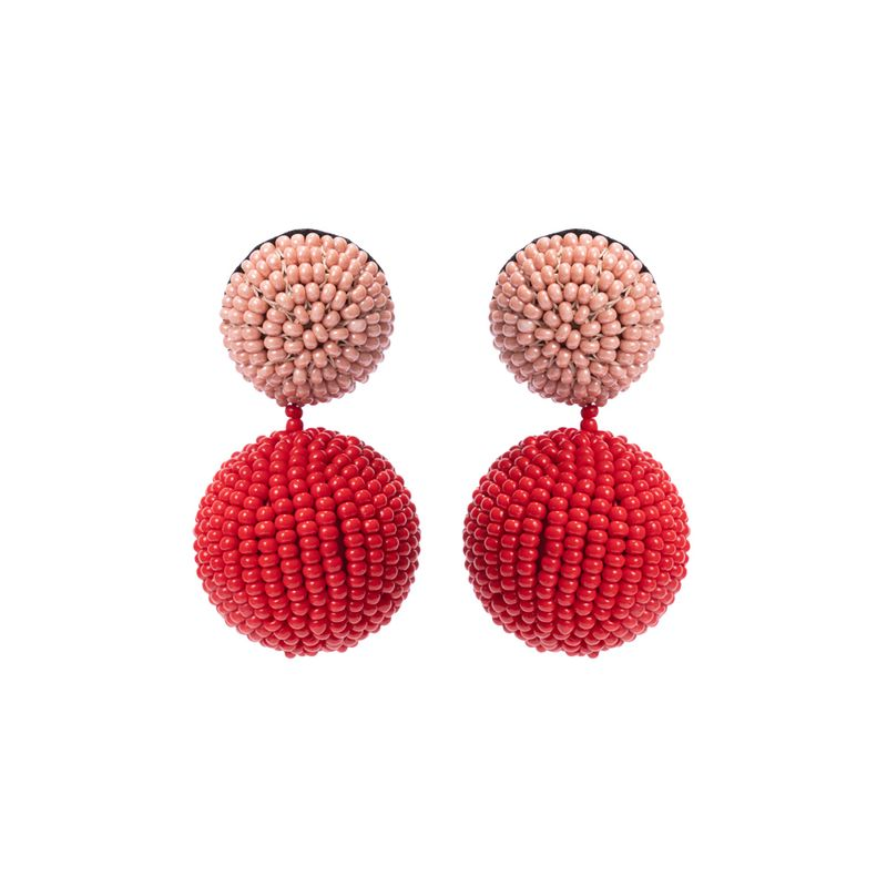 Brinco-1-bola-rose-vermelho-