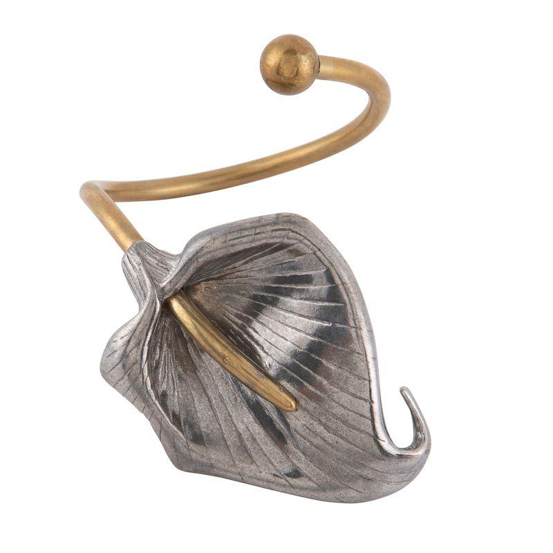 Bracelete-Copo-de-Leite-Prata