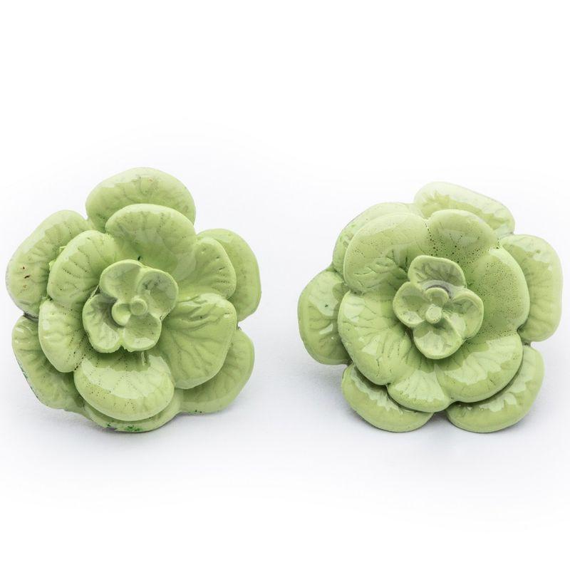Brinco-alface-simples-verde-claro