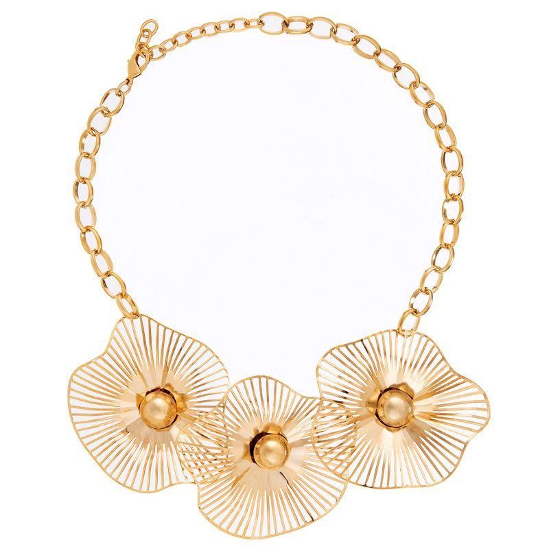 colar-3-flores-dourado